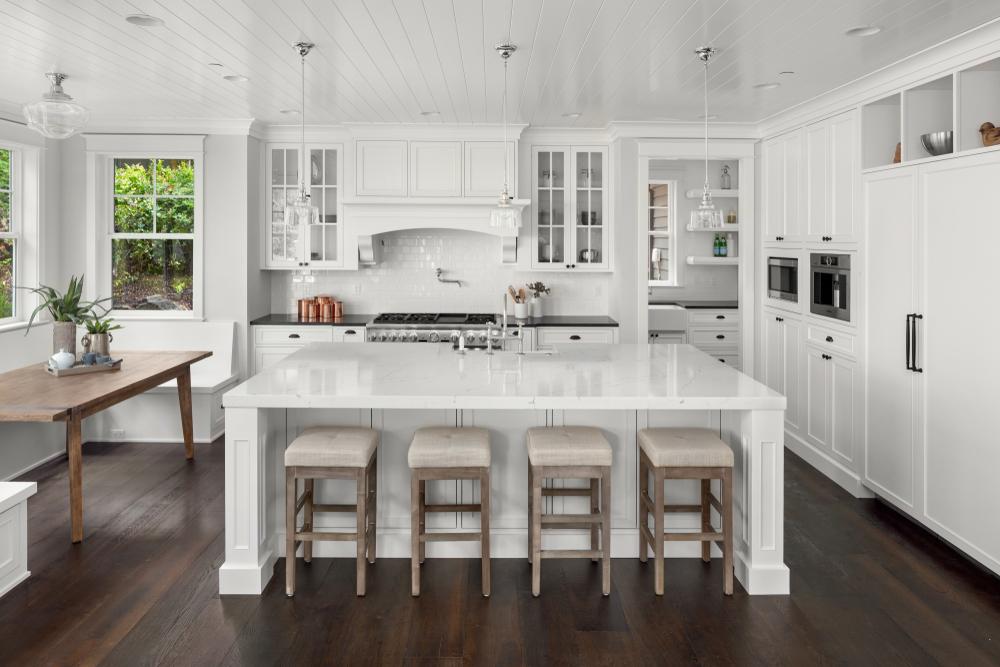 newly remodeled kitchen in Ottawa
